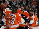 NHL 2010 Players of Philadelphia Flyers
