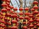 Chinese New Year Decorations Red Lantern